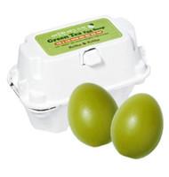 Holika Holika Egg Soap Set Green Tea 50g x 2pcs
