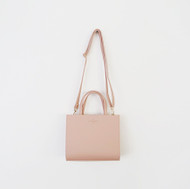 Shoulder Tote Squared Handbag