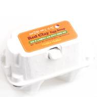 Holika Holika Egg Soap Set #Red Clay (50g x 2pcs)