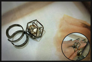 Chic Cube Ring