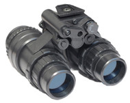 AIRSOFT DUMMY DUAL NIGHT VISION GOGGLES BLACK GPNVG 18  PVS 15 UK