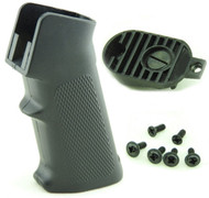 AIRSOFT MIAD STYLE HAND M4 MOTOR GRIP AEG TOMTAC MOE BLACK ASG LONEX KIT SET