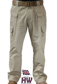 AIRSOFT EMERSON TRAINING COMBAT PANTS TROUSERS TAN KHAKI 34-36 CRYE STYLE