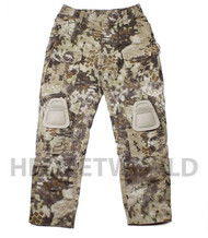 "AIRSOFT GEN 3 PANTS TROUSERS KRYPTEK HIGHLANDER KNEE PAD XL 36"" CRYE STYLE"