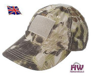 AIRSOFT FISHING KRYPTEK STYLE HLD BASEBALL CAP HAT HUNTING HIGHLANDER CAMO