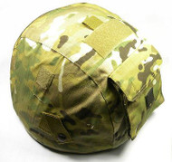 AIRSOFT MICH 2000 2001 2002 HELMET COVER MC MULTICAM mtp WOODLAND  UK