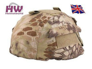 AIRSOFT HLD HELMET COVER FOR MICH 2002 NOT 2000 2001 MANDRAKE UK DELIVERY