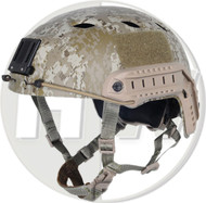 AIRSOFT CORE TACTICAL HELMET AOR1 DESERT DIGITAL OPS CARBON Crye Airframe style