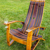 Adirondack Chair with Cover