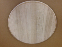 (5)  Wine Barrel Heads for projects (Blank)