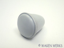 Headlight Switch Knob - 1961 to 1966 - Grey original