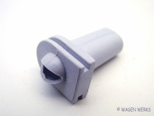 License Light Wire Grommet - Type 3 1962 to 1973