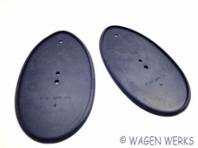 Tail Light Seals - Bug 1955 to 1961 pair