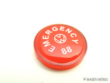 Emergency Flasher Knob Cover - Bug 1968 to 1977