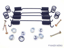 Brake Spring Kit - Front Type 2 1955 to 1970