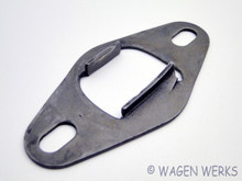 Shifter Base Plate - to 1967 - Flanged