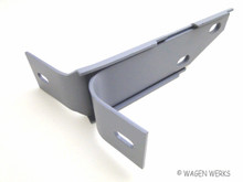 Bumper Bracket - Front Left Type 2 1959 to 1967