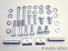 Bumper Hardware Kit - Rear Type 2 1959 to 1967