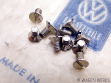 Pop-Out Window Hinge Fasteners - 3.5mm - Type 2 1950 to 1967