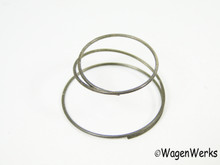 Cargo Door Handle Escutcheon Spring - Type 2 1950 to 1967