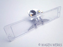License Light Assembly - Type 2 1968 to 1971