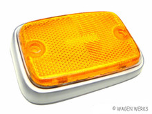 Side Marker Lens - Type 2 Bus 1970 to 1973 - Front