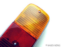 Tail Light Lens - Type 2 1972 to 1979