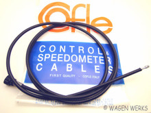 Speedometer Cable - Type 2 1968 to 1979 - Cofle