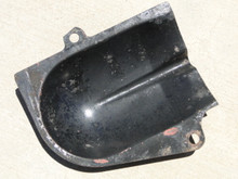 Engine Tin - Drip Tray Fuel Pump 36hp to 1960 - used