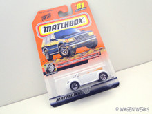 Matchbox - VW Concept - Convertible - 2000