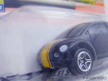 Matchbox - VW Concept - Black Show Cars 2000