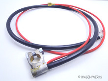 Battery Cable - Type 2 1967 to 1971 - Positive