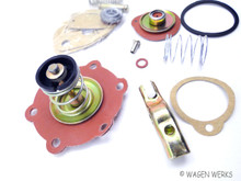 Fuel Pump Rebuild Kit - 40hp with screw inlet