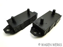 Transmission Mount - 1952 to 1972 - Rear Cradle
