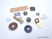 Distributor Hardware Kit - 1938 to 1953 - 25hp - Bosch