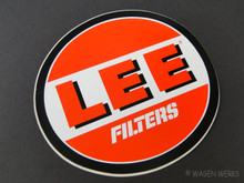 Vintage Gasser Sticker - LEE Filters 1970s - Empi
