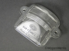 License Light Lens - Bug 1964 to 1979 Hassia - NOS
