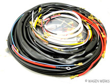 Wire Harness - Bug 1962 to 1964