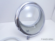 Headlight Assembly - Bug 1953 to 1960 - Tops
