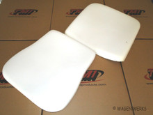 Seat Padding Kit - Bug 1956 to 1964 - Front 1 Backrest & Bottom