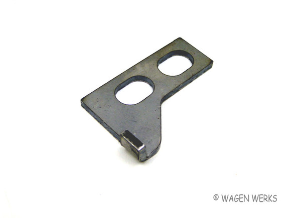 Pedal Assembly Stop Plate Vw Bug To 1957