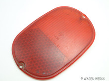 Tail Light Lens - Type 2 1962 to 1965 Used - SWF SAE 61