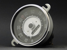 Speedometer - Karmann Ghia 1956 to 1959 12-56 - Rebuilt
