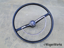 Steering Wheel - Bug, Karmann Ghia & Type 3 1966 & 1967