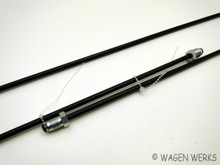 Brake Line - Master to Tee - German