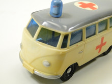 Barndoor Ambulance - Hong Kong -  Vintage 1950's 5.5""