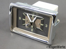 Clock - Deluxe Type 2 1955 to 1967 - New