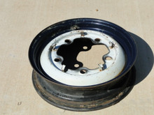 Wheel - 1960 only - Original Paint Blue / White