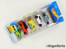 Hot Wheels - Volkswagen pack - 2016
