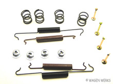 Brake Spring Kit - Rear 1965 to 1979